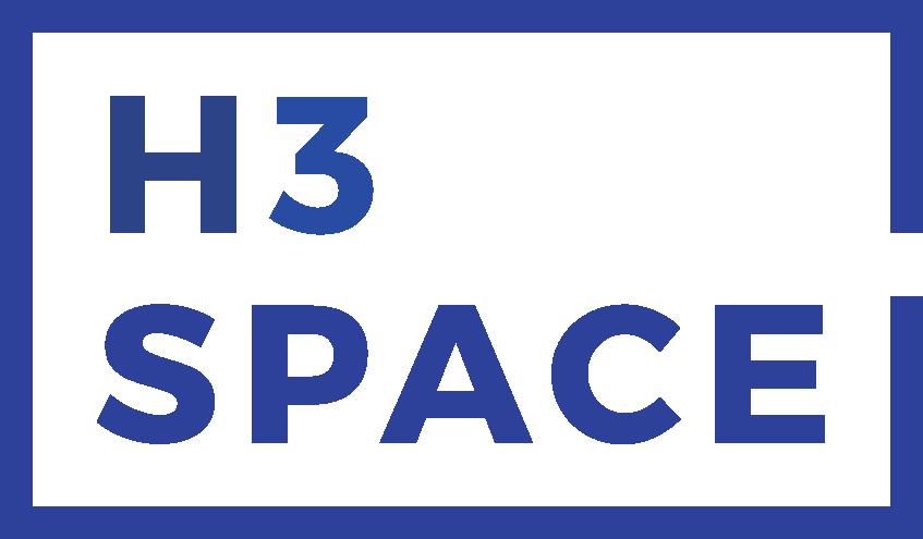 h3space logo